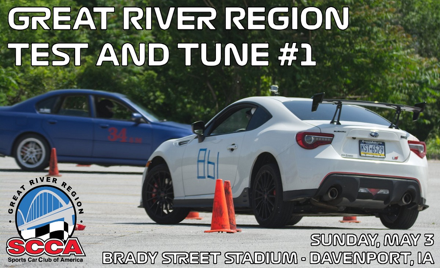 GRR Autocross Season Kickoff Test-n-Tune