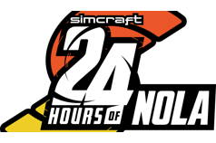 SimCraft 24hrs of NOLA