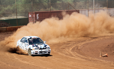Bull of Surprises Hawaii RallyCross Event