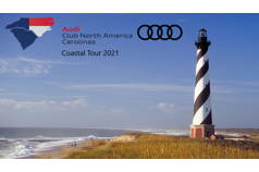 Audi Club Carolinas Coastal Tour 2021