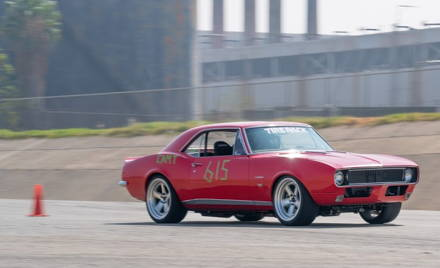 CAL CLUB Autocross Event & Test n' Tune Oct 24-25