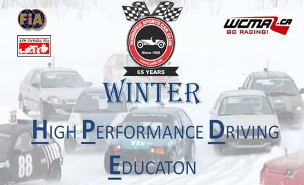 2020 WSCC Ice Competition License School & HPDE