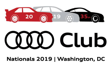 Audi Club Nationals 2019