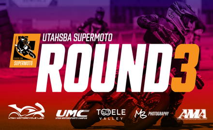 UtahSBA SuperMoto RD3 UML | June 13th | Star Trek