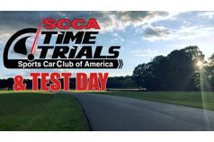 Back Home at Nelson Test Day & Time Trial