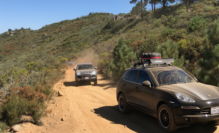 PCA-SDR Cayenne/Macan Off-Road Adventure Tour 1/25