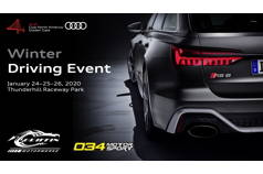 CANCELED: Audi Club: Winter Driving Event 2021