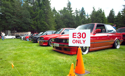 E30 Picnic Weekend 2016