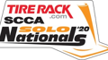 2020 Tire Rack Solo Nationals Group Tent Rental