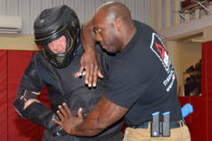 Combatives Pistol