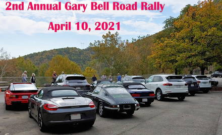 BRR-PCA 2nd Annual Gary Bell Rally