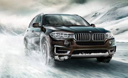 2020 BMWcco Winter Drive
