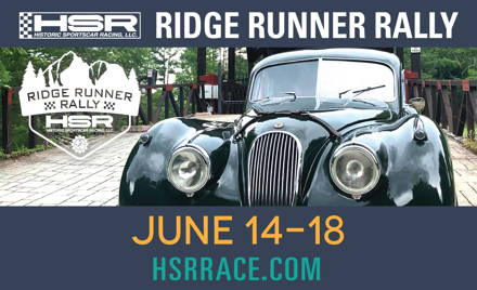 Ridge Runner Rally