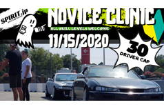 NOVICE DRIFT CLINIC - 11/15/2020