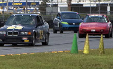 Track Event-Novice & Experienced Drivers