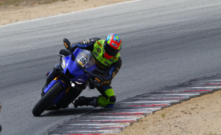 Sunday July 12th at Laguna Seca