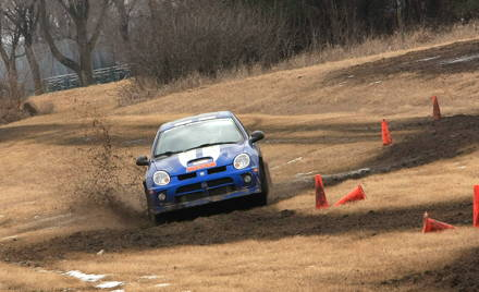 IA Region March 2021 Rallycross at Vinton