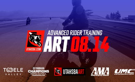 UtahSBA ART (Advanced Rider Training) | Aug 14th