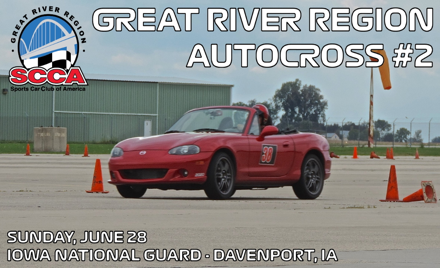 Great River Region SCCA Event #2