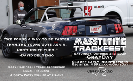 MassTuning TrackFest - GrayDay (October 3, 2020)