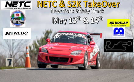 North East Track Club at NYST w/S2K TakeOver
