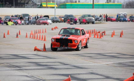 NeOkla 2021 Autocross Event #2 Davis Field