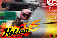 Hot Lap Sunday - D3/D4
