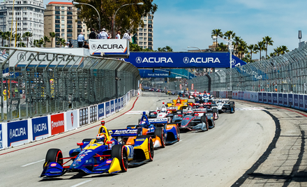 Volunteer Race Officials Long Beach Grand Prix