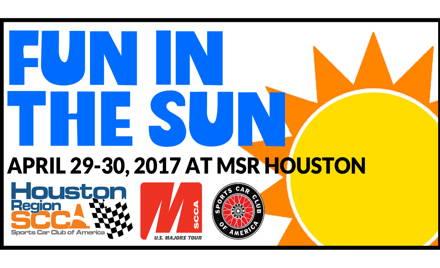 Fun in the Sun presented by Houston Region SCCA