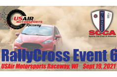 RallyCross Event 6 - Milwaukee Region SCCA