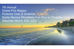 GPX Santa Monica Mountains Fun Run
