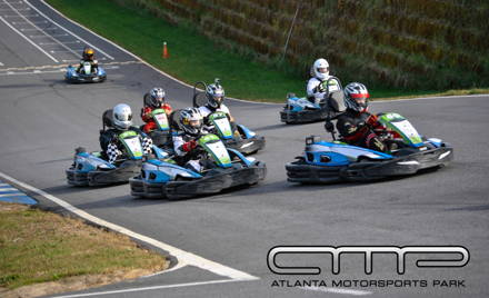 2020 AMP Kart Racing Rental Kart League - Fall
