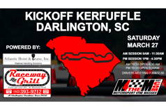 M4theM Kickoff Kerfuffle@Darlington