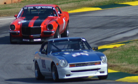 VDCA Veterans Day Historics 2019