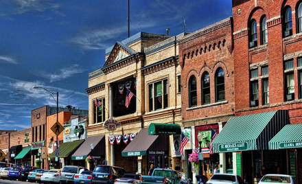 Historic Prescott Driving Tour