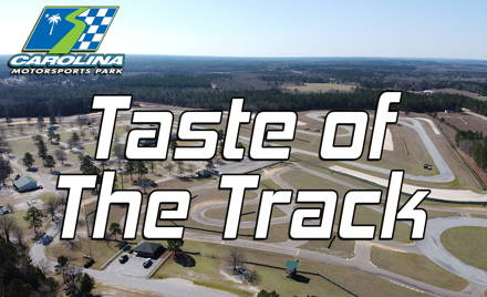 Taste of the Track - Driver (Session 1 at 10:00AM)