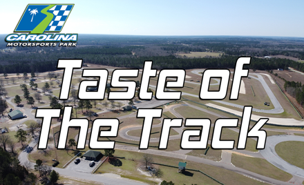 Taste of the Track - Driver (Session 1 at 12:00PM)