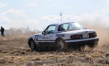 NRSCCA May Points RallyCross