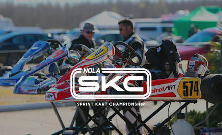 Sprint Kart Test n' Tune 10am-5pm