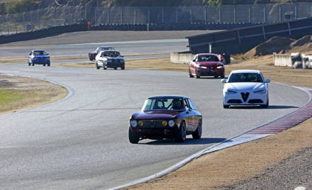 AROSC Racing, Time Trials, HPDE @ Laguna Seca