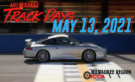 Milwaukee SCCA Thursday Night Thunder Track Day #1