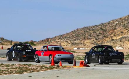 AROSC High Performance Driving School