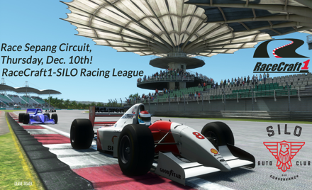 RaceCraft1-SILO Racing League Fall-Winter Round 7