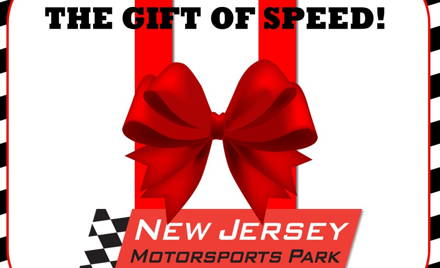 CREDIT Gift Card - GIFT OF SPEED