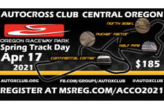 ACCO Spring Track Day