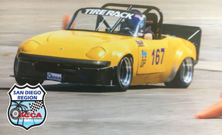 San Diego SCCA Autocross July 24-25, 2021