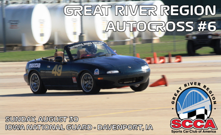 Great River Region SCCA Event #6