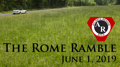 The Rome Ramble