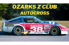 Ozarks Z Club Autocross
