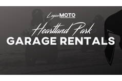 Heartland Park Garage Rental (Legion Moto Weekend)